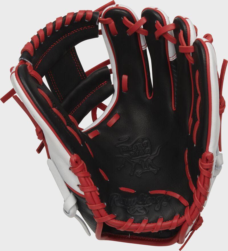 2021 Heart of the Hide Hyper Shell Infield Glove