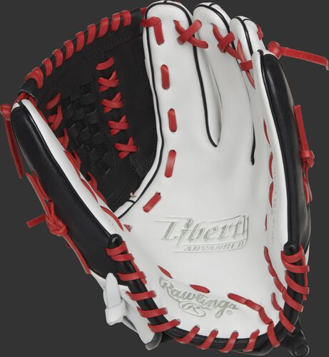 "Liberty Advanced 12.5"" Custom Softball Glove"