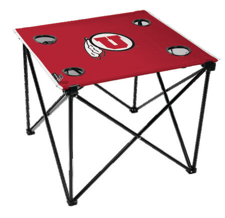 NCAA Utah Utes Deluxe Tailgate Table