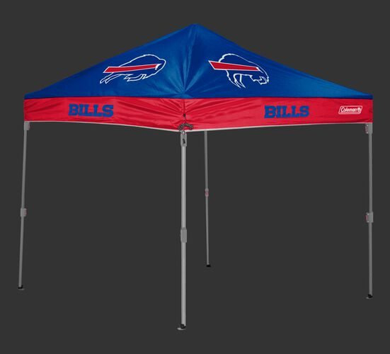 Rawlings Red and Blue NFL Buffalo Bills 10x10 Canopy Shelter With Team Logo and Name SKU #03221061111