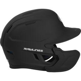 one flap helmet