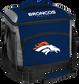 A Denver Broncos 24 can soft sided cooler image number null