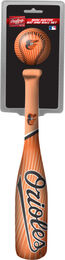 MLB Baltimore Orioles Slugger Softee Mini Bat and Ball Set