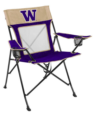 NCAA Washington Huskies Game Changer Chair