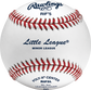 A RIF Little League training baseball with a Little League stamp - SKU: RIF5L image number null