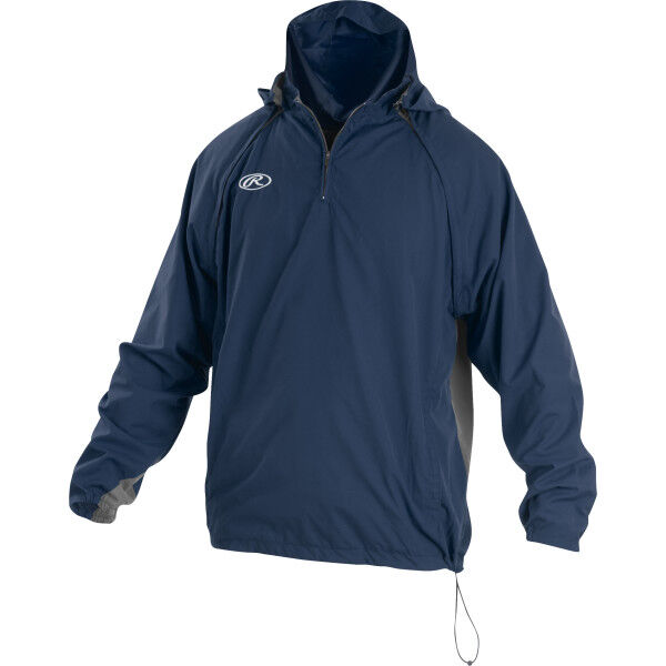 Youth Long/Short Sleeve Jacket Navy