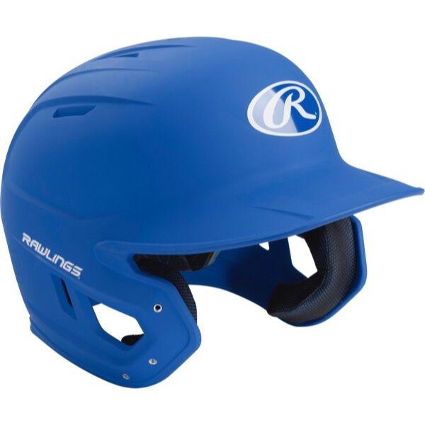 Mach Junior Tone-on-Tone Matte Helmet Royal