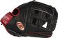 Thumb of a black Gameday 57 Series Isiah Kiner-Falefa Heart of the Hide glove with a gold oval-R logo - SKU: RSGPRO205-IKF9 image number null