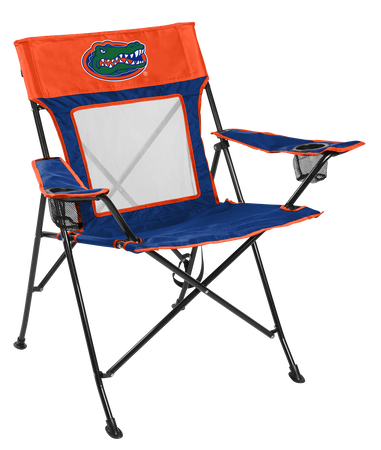 NCAA Florida Gators Game Changer chair with the team logo