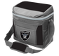 Rawlings Oakland Raiders 16 Can Cooler In Team Colors With Team Logo On Front SKU #03291072111