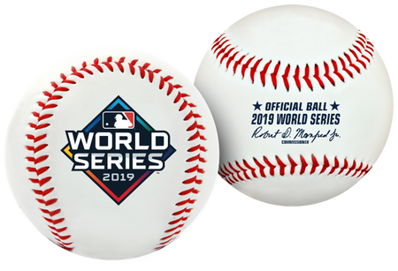 2019 World Series® Replica Baseball
