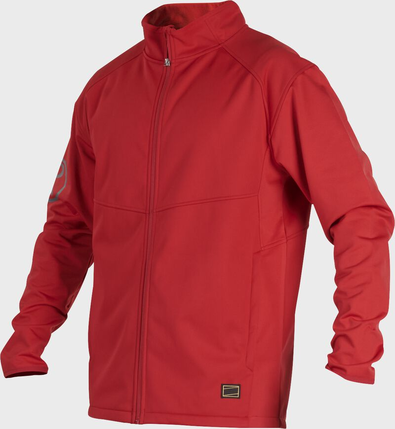 A scarlet Gold Collection mid weight jacket with long sleeves and full zip - SKU: GCMW2-S