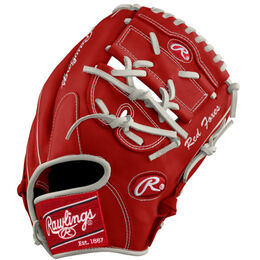 Red/White Custom Glove