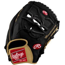 Black/Gold Custom Glove