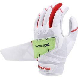 Women's Workhorse Batting Gloves Scarlet