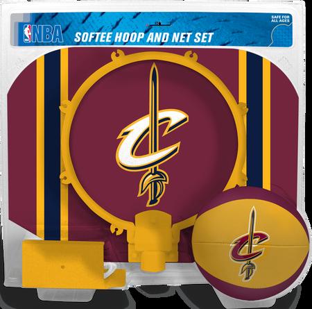 NBA Cleveland Cavaliers Softee Hoop Set