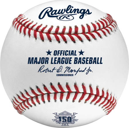 MLB 2019 Cincinnati Reds 150th Anniversary Baseball