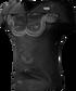 Front of Rawlings Black Youth Practice Football Jersey  - SKU #YFJPR1-N-89