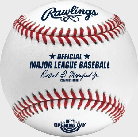 MLB 2020 Opening Day Baseball