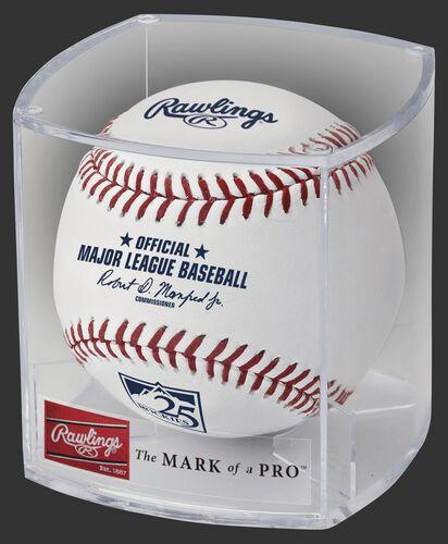 MLB 2018 Colorado Rockies 25th Anniversary Baseball