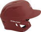 Right side of a matte cardinal MACH helmet image number null