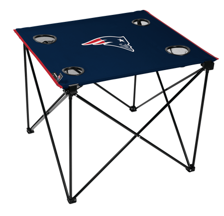 NFL New England Patriots Deluxe Tailgate Table