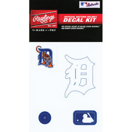 MLB Detroit Tigers Decal Kit