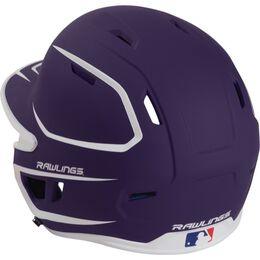 Mach Junior Two-Tone Matte Helmet Purple