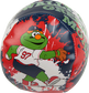 Rawlings Boston Red Sox Quick Toss 4'' Softee Baseball With Team Mascot On Front In Team Colors SKU #01320024112 image number null