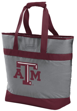 NCAA Texas A&M Aggies 30 Can Tote Cooler