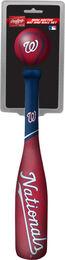 MLB Washington Nationals Slugger Softee Mini Bat and Ball Set