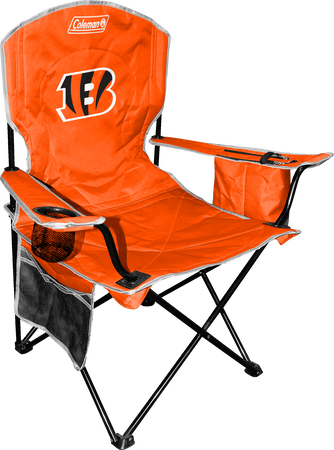 NFL Cincinnati Bengals Cooler Quad Chair