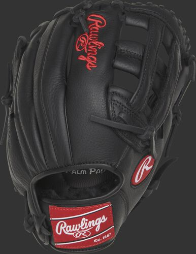SPL112CS 11.25-inch Corey Seager youth Select Pro Lite glove with a black back