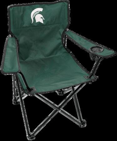 NCAA Michigan State Spartans Gameday Elite Quad Chair