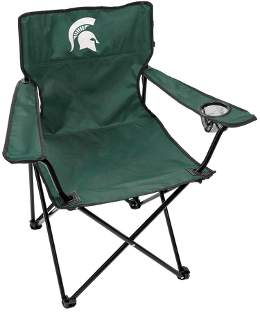 NCAA Michigan State Spartans Gameday Elite Quad Chair