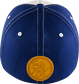 Rawlings Black Clover Heart of the Hide Fitted Hat image number null