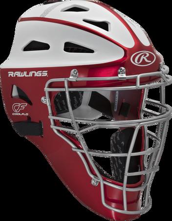 Velo Youth Softball Catchers Helmet
