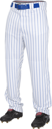 Adult Semi-Relaxed Pinstripe Baseball Pant