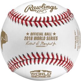 MLB 2018 World Series Champions Boston Red Sox Baseball