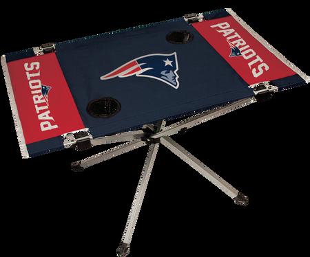 NFL New England Patroits Endzone Table