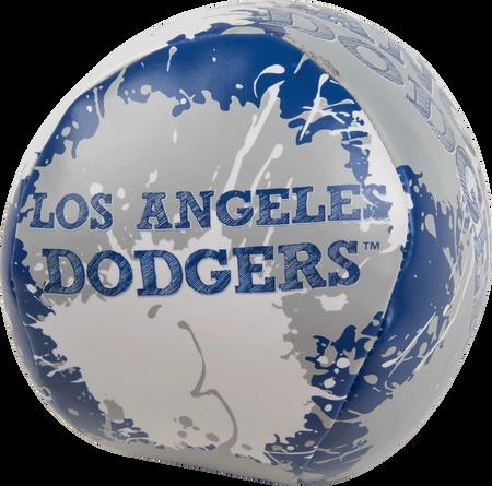 "MLB Los Angeles Dodgers Quick Toss 4"" Softee Baseball"