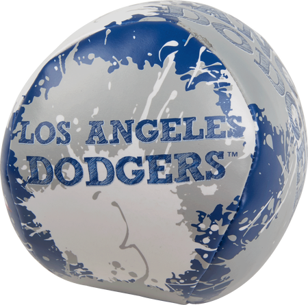"MLB Los Angeles Dodgers Quick Toss 4"" Softee Baseball"