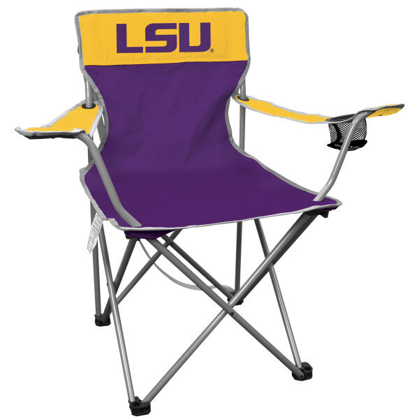 NCAA Louisiana State Tigers Chair 2-Pack