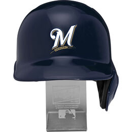 MLB Milwaukee Brewers Replica Helmet