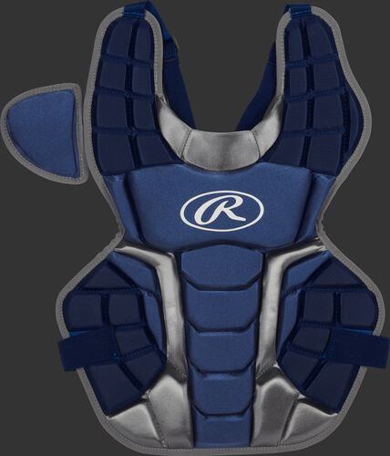 Navy RCSNA Renegade adult chest protector with Arc Reactor Core