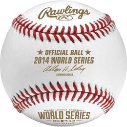 MLB 2014 World Series Baseball