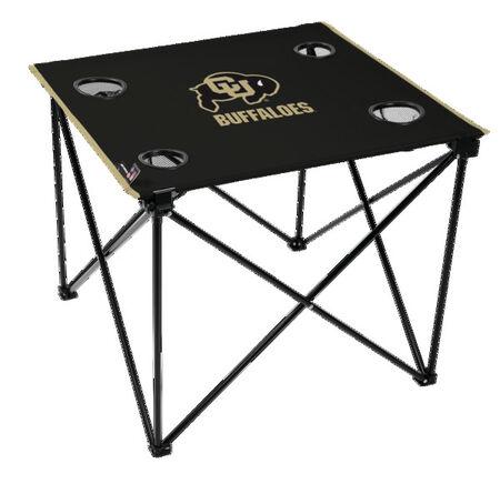 NCAA Colorado Buffaloes Deluxe Tailgate Table