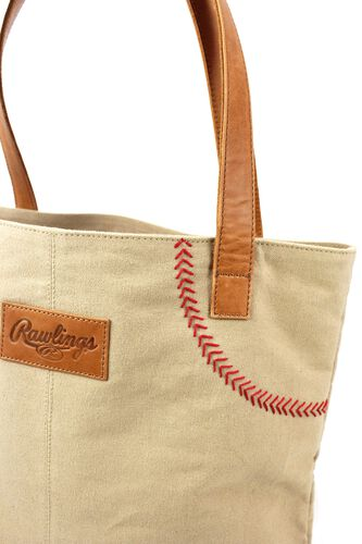 Women's Collection Strike Zone Canvas Tote Bag