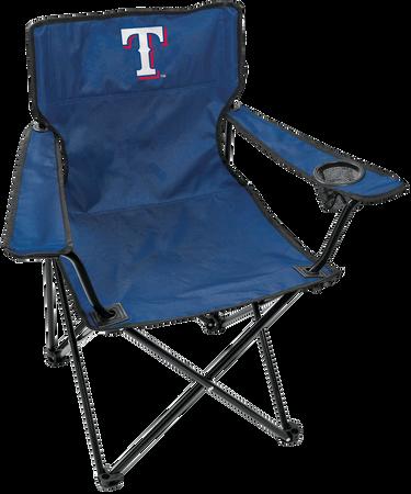 MLB Texas Rangers Gameday Elite Quad Chair