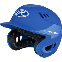 Velo Junior Carbon Fiber Batting Helmet